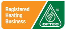 oftec registered heating business